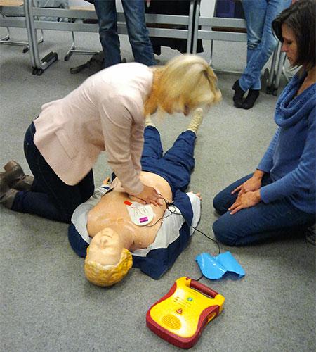 Les Reanimatie en AED